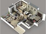 3d House Plans In 1000 Sq Ft Marvelous 3 Bedroom Apartmenthouse Plans 1000 Sq Ft House