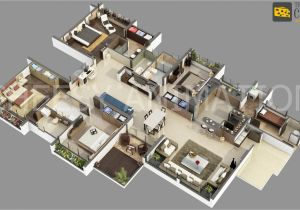 3d Plan Home 3d Floor Plan 3d Floor Plan 3d Floor Plan for House