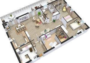3d Plan Home Home Plans 3d Roomsketcher