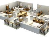 3d Plan Home Impressive Floor Plans In 3d Home Design
