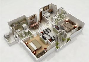 3d Plan Home Uncategorized Apnaghar House Design