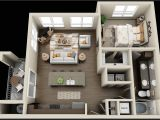3d Small Home Plan Ideas Modern Apartments and Houses 3d Floor Plans Different Models