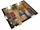 3d Small Home Plan Ideas Multi Story House Plans 3d 3d Floor Plan Design Modern