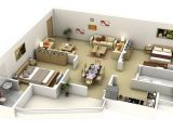 3d Small Home Plan Ideas thoughtskoto