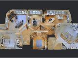 3d Virtual tour House Plans Btw Images Llc 3d Immersion