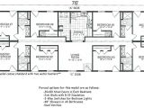 4 5 Bedroom Mobile Home Floor Plans 2 Beautiful 4 Bedroom Mobile Home Floor Plans New Home