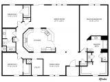 4 5 Bedroom Mobile Home Floor Plans 2 Master Bathroom Clayton Homes Home Floor Plan