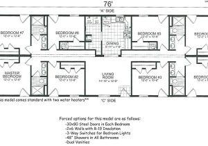 4 5 Bedroom Mobile Home Floor Plans Beautiful 4 Bedroom Mobile Home Floor Plans New Home