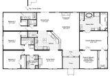 4 5 Bedroom Mobile Home Floor Plans Best Ideas About Manufactured Homes Floor Plans and 4