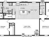 4 Bed 3 Bath Manufactured Home Floor Plans 3 Bedroom Mobile Home Floor Plan Bedroom Mobile Homes