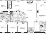 4 Bed 3 Bath Manufactured Home Floor Plans 4 Bedroom Modular Homes Floor Plans Bedroom Mobile Home