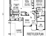4 Bedroom 2 Bath 2 Car Garage House Plans 2 Story House Plans 3 Car Garage Home Deco Plans