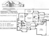 4 Bedroom 2 Bath 2 Car Garage House Plans 4 Bedroom 1 Story Under 2300 Square Feet