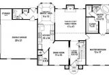 4 Bedroom 3.5 Bath House Plans Awesome Floor Plans for A 4 Bedroom 2 Bath House New