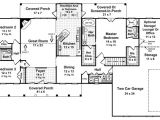 4 Bedroom 3.5 Bath House Plans the All American 5878 3 Bedrooms and 3 5 Baths the