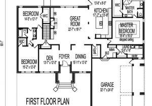4 Bedroom 3 Bath House Plans with Basement 3 Bedroom 2 Bath House Plans with Basement Fresh House
