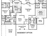 4 Bedroom 3 Bath House Plans with Basement 3 Bedroom House Plans with Basement Smalltowndjs Com