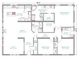4 Bedroom 3 Bath House Plans with Basement 4 Bedroom 3 Bath Ranch House Plans 2018 House Plans