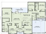4 Bedroom 3 Bath House Plans with Basement 4 Bedroom Ranch House Plans Plan W59068nd Neo
