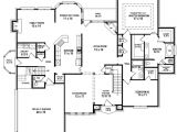4 Bedroom 3 Bath House Plans with Basement 654258 4 Bedroom 3 5 Bath House Plan House Plans
