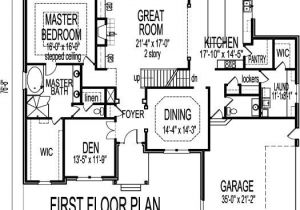 4 Bedroom 3 Bath House Plans with Basement Basement House Plans with 4 Bedrooms New Tudor House Plans