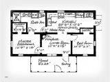 4 Bedroom 3 Bath House Plans with Basement House Plans 3bedroom 2bath House Plans Unique 2 Bedroom 2