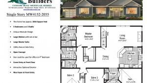 4 Bedroom 3 Bath Modular Home Plans Best Of Modular Homes 4 Bedroom Floor Plans New Home