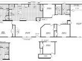 4 Bedroom Double Wide Mobile Home Floor Plans Fleetwood Mobile Home Floor Plans and Prices