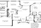 4 Bedroom Home Floor Plans 4 Bedroom House Plans Open Floor Plan 4 Bedroom Open House