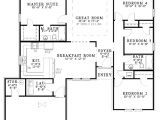 4 Bedroom House Plans Under $200 000 Craftsman Style House Plan 4 Beds 2 Baths 1552 Sq Ft