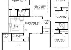 Home plans $200 000
