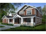 4 Bedroom House Plans with Front Porch Lavina Manor Craftsman Home Plan 015s 0001 House Plans