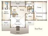 4 Bedroom Log Home Floor Plans 4 Bedroom Log Home Floor Plans Log Home Floor Plans with
