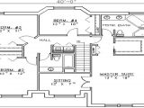 4 Bedroom Log Home Floor Plans Residential House Plans 4 Bedrooms 4 Bedroom House Plans