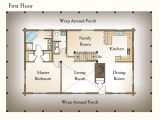4 Bedroom Log Home Floor Plans Residential House Plans 4 Bedrooms 4 Bedroom Log Home
