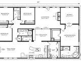 4 Bedroom Mobile Home Floor Plans Modular Home Plans 4 Bedrooms Mobile Homes Ideas