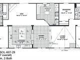 4 Bedroom Mobile Home Plans 4 Bedroom 3 Bathroom Mobile Home Floor Plans