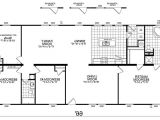 4 Bedroom Mobile Home Plans Manufactured Homes Floor Plans Photos