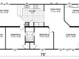 4 Bedroom Mobile Home Plans New Mobile Homes Double Wide Floor Plan New Home Plans