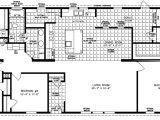 4 Bedroom Modular Home Floor Plans Large Manufactured Homes Large Home Floor Plans