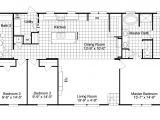 4 Bedroom Modular Home Floor Plans the Kensington Mlk Manufactured Home Floor Plan or Modular