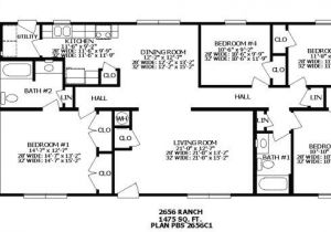 4 Bedroom Ranch Home Plans 4 Bedroom Ranch House Plans with Bonus Room Archives New