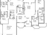 4 Bedroom Ranch House Plans with Walkout Basement 4 Bedroom House Plans with Basement 28 Images 4