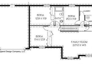 4 Bedroom Ranch House Plans with Walkout Basement Luxury Home Floor Plans with Basements New Home Plans Design