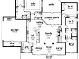 4 Bedroom Ranch Style Home Plans 4 Bedroom Simple House Plans Shoisecom 4 Bedroom 3 Bath
