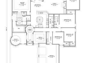 4 Br House Plans 4 Bedroom One Story House Plans Marceladick Com