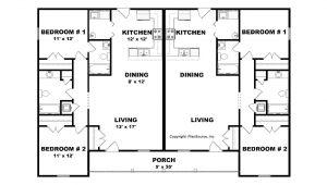 4 Plex Home Plans 4 Plex House Plans 2018 House Plans