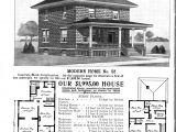 4 Square Home Plans File American Foursquare Sears 52 Gif Wikipedia