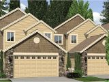 4 Unit Multi Family House Plans 4 Plex House Plans Multiplexes Quadplex Plans