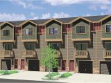 4 Unit Multi Family House Plans 5 Plus Multiplex Units Multi Family Plans